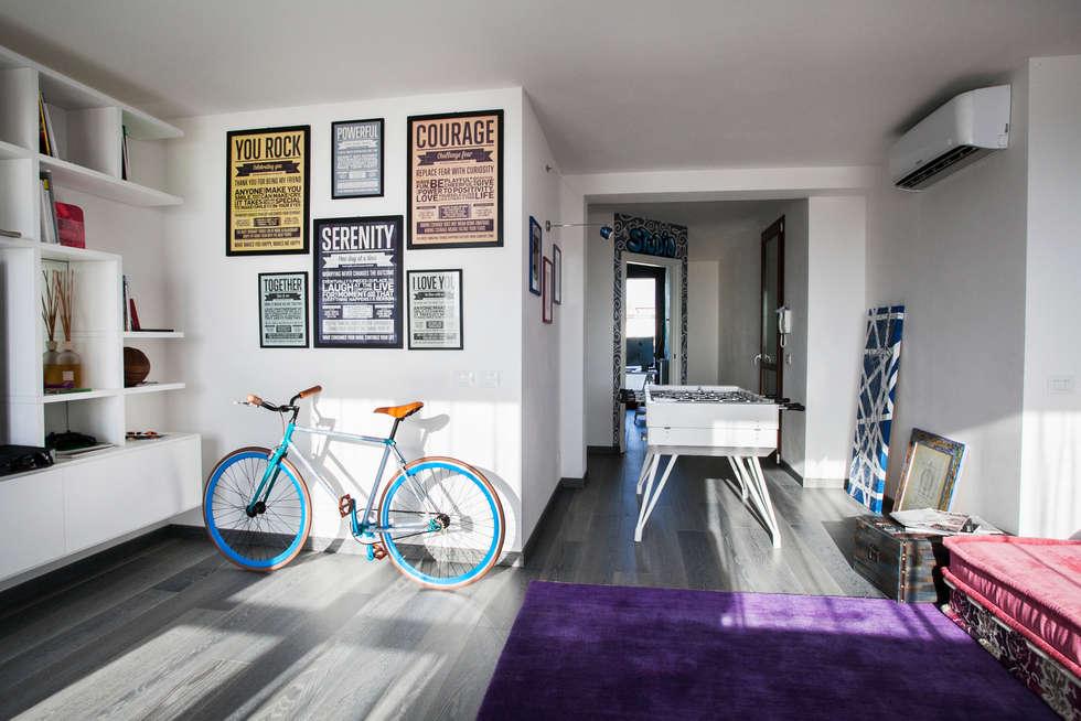 Idee arredamento casa interior design homify for Piani di casa in stile mediterraneo