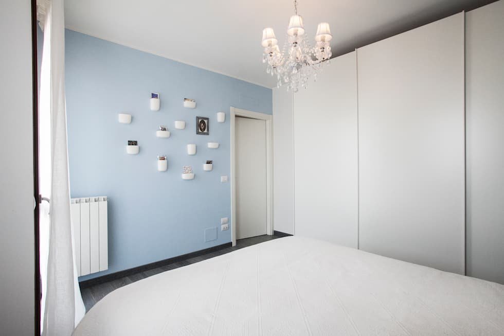 La casa dei miei sogni camera da letto in stile in stile for Arredare casa vastu