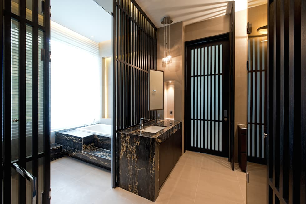 Casa 911: Design Tomorrow INC.의  화장실