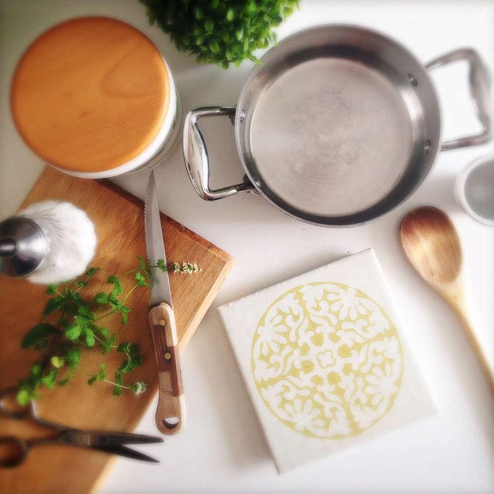 مطبخ تنفيذ Bubi collage