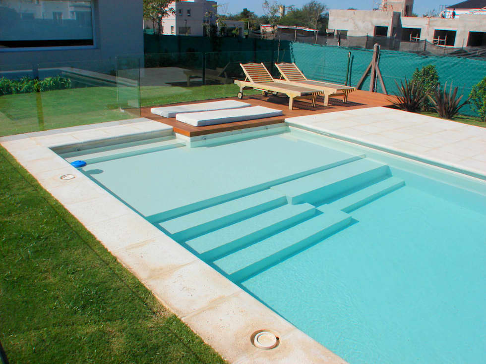 Fotos de decora o design de interiores e reformas homify for Piscinas familiares desmontables