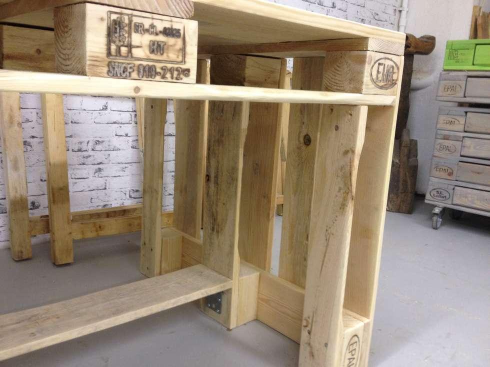 Palettenmöbel Tisch ~ Die neueste Innovation der Innenarchitektur und Möbel