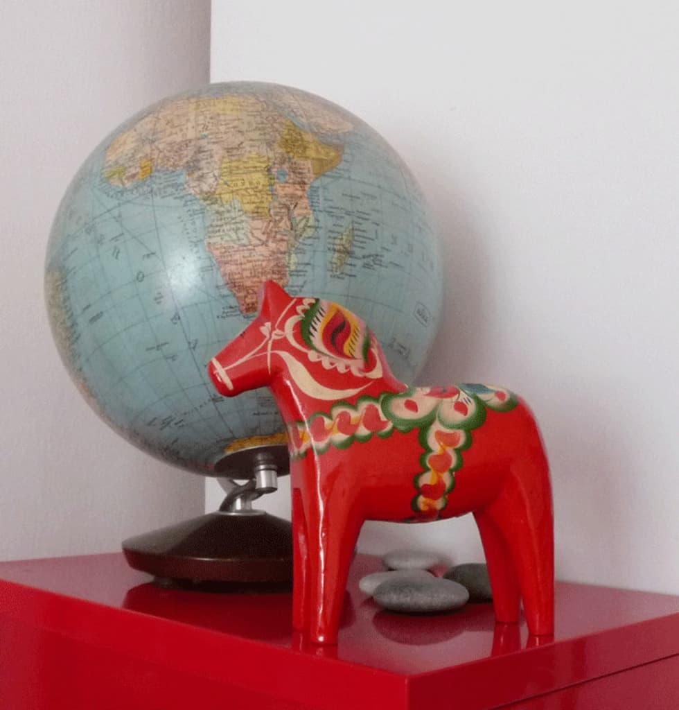 Fantaisie: Chambre de style de style eclectique par Skéa Designer