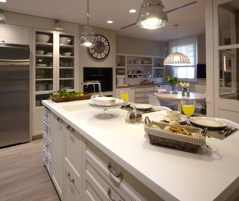 Idee arredamento casa interior design homify for Diseno lavadero