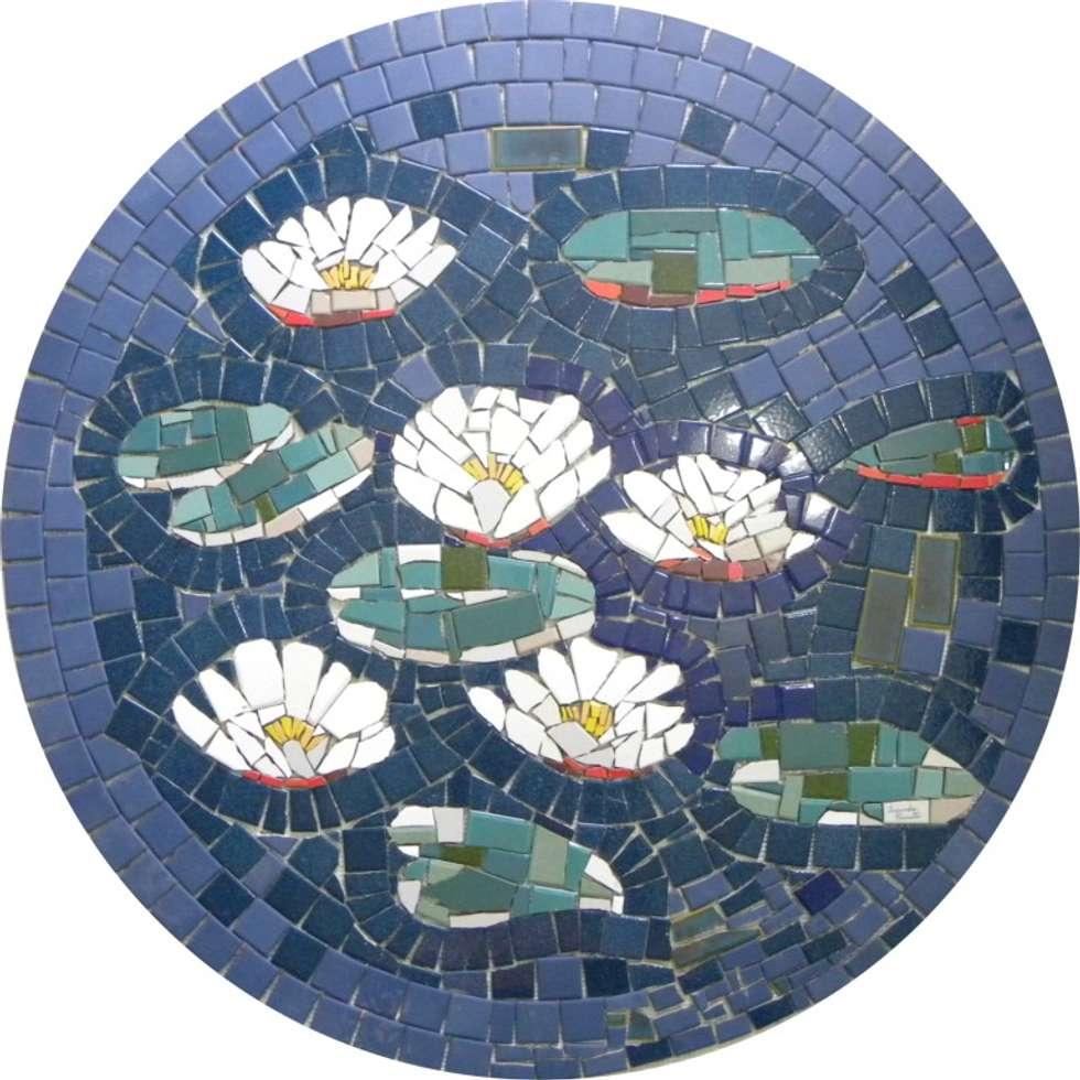 Fotos de decora o design de interiores e reformas homify for Mosaico para piso