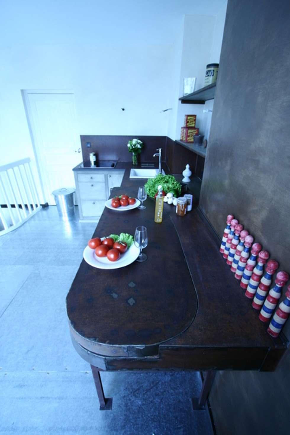 Cocina de estilo  por Tabary Le Lay