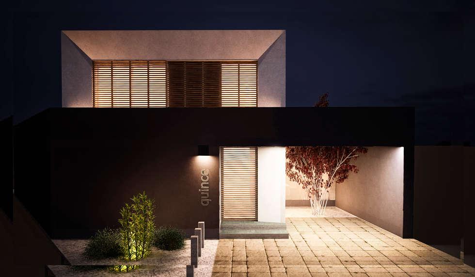 Fotos de decora o design de interiores e reformas homify for Render casa minimalista