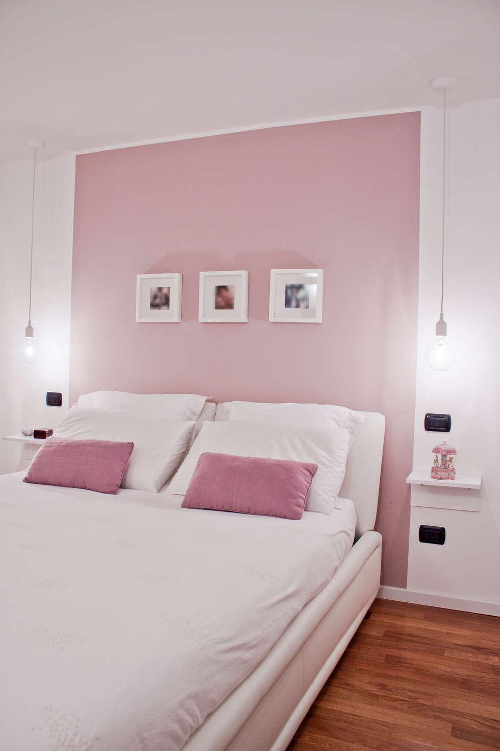 Idee arredamento casa interior design homify for Piani di un appartamento con una camera da letto