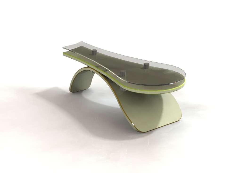 """"""" Equilibre """": Salon de style de style Moderne par Atelier Créa' Design"""
