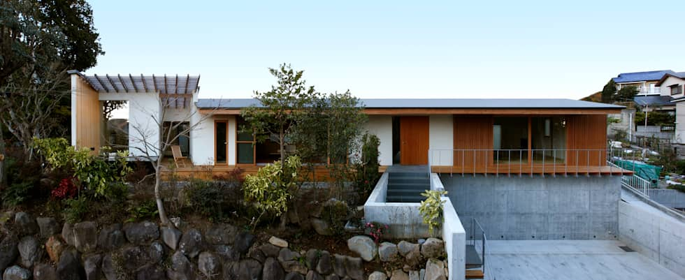 atami kk-house: 株式会社コヤマアトリエ一級建築士事務所が手掛けた家です。