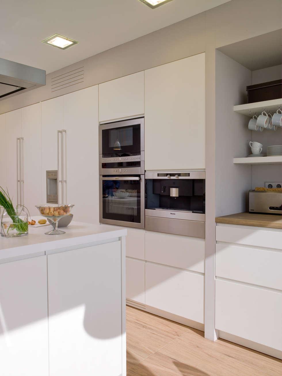 Idee arredamento casa interior design homify - Tiradores cocina modernos ...