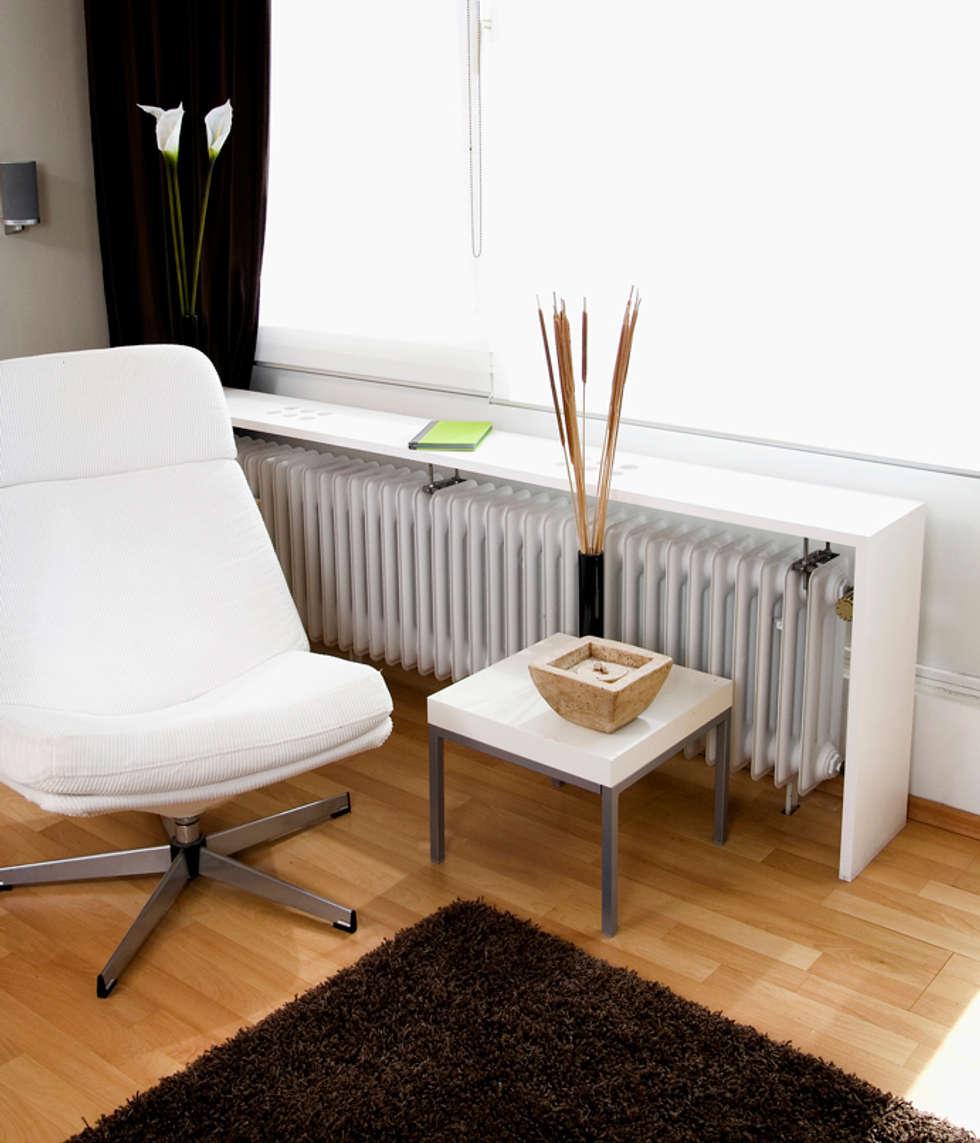 Auf Die Lange Bank Geschoben...: Moderne Wohnzimmer Von Raumagentur    ArteFakt