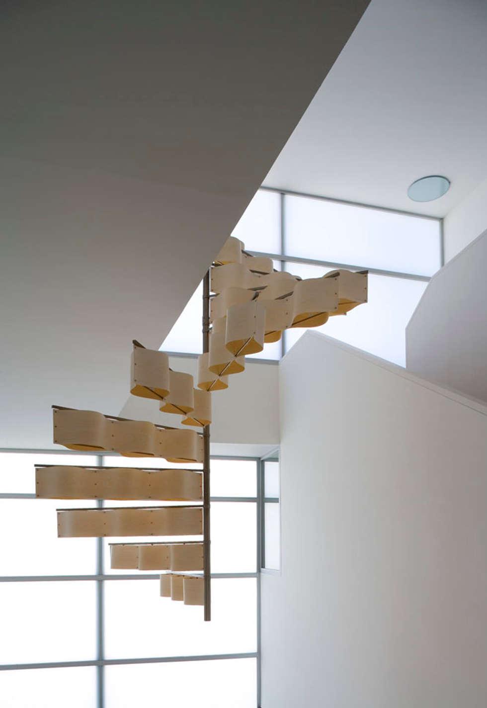 Corredores e halls de entrada  por Ignacio Quemada Arquitectos