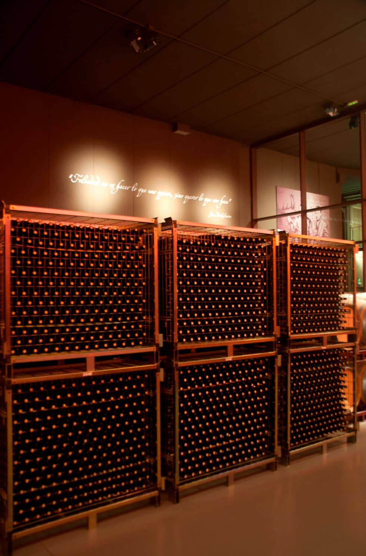 Moderner weinkeller  Moderner Weinkeller Bilder von rdl arquitectura | homify