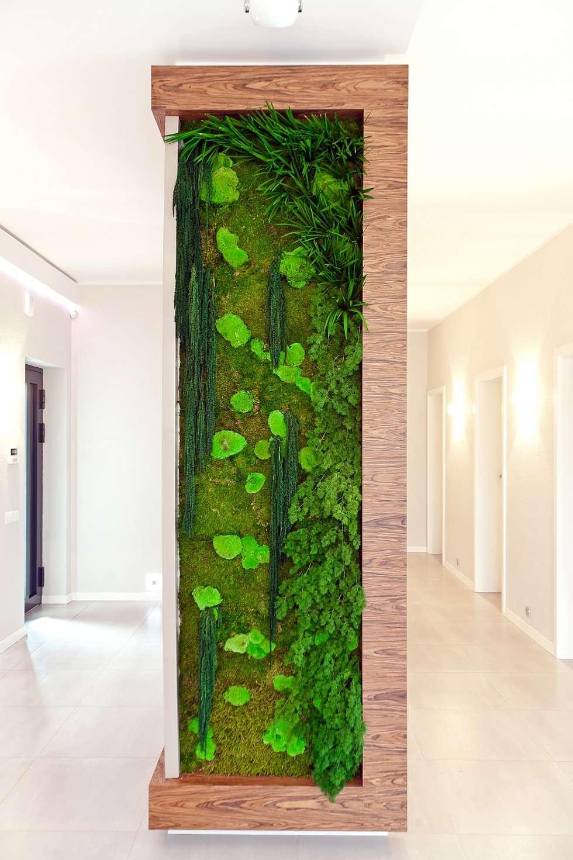 Pasillos, vestíbulos y escaleras de estilo  por Biuro Projektów MTM Styl - domywstylu.pl