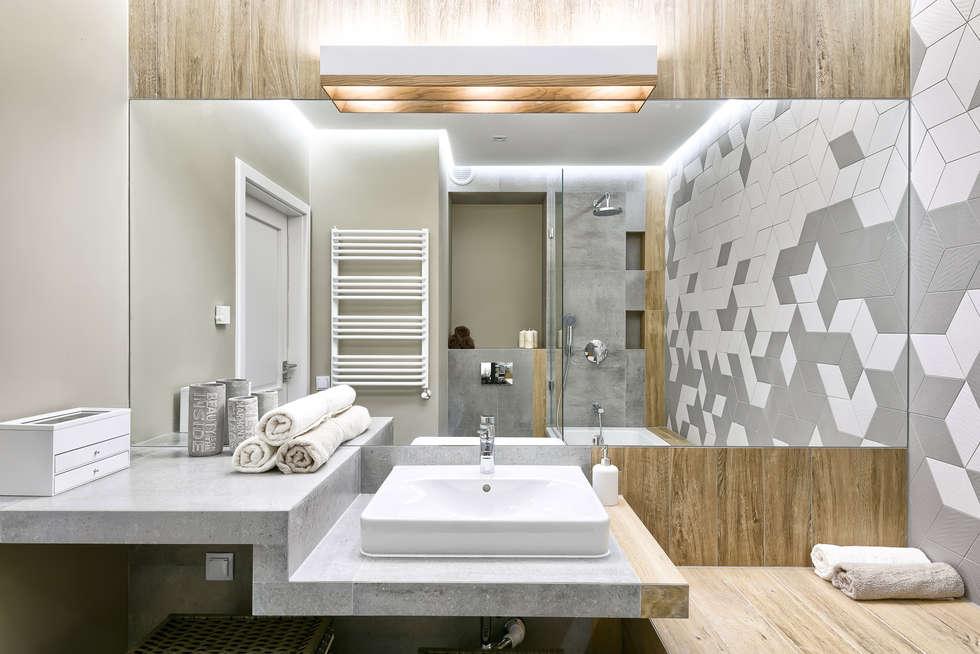 Skandinavische Badezimmer Bilder Von Partner Design | Homify Skandinavische Badezimmer