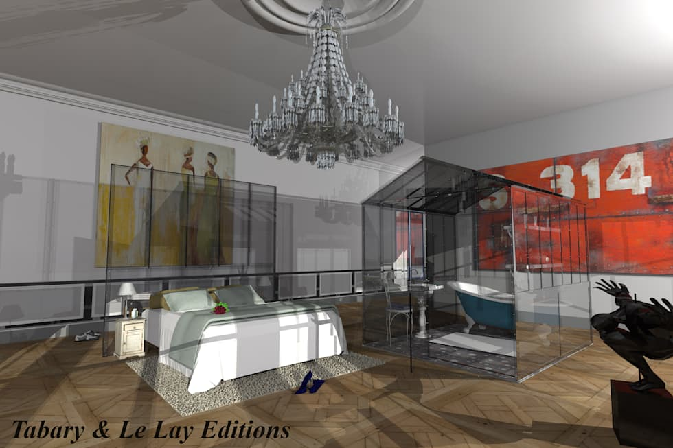 Id es de design d 39 int rieur et photos de r novation homify for Chambre de commerce nantes