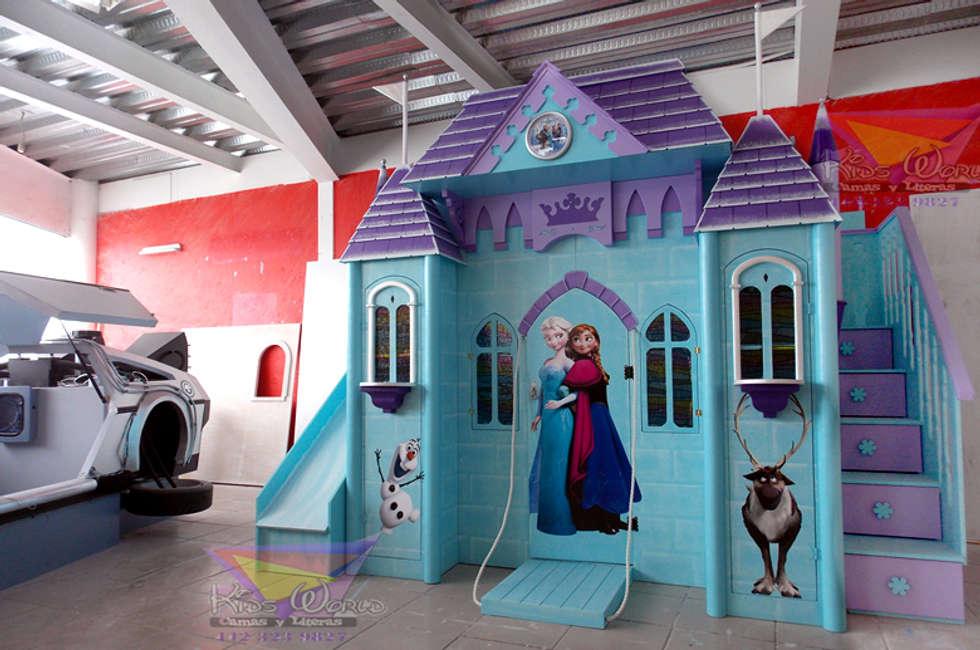 Ideas im genes y decoraci n de hogares homify for Habitaciones infantiles disney