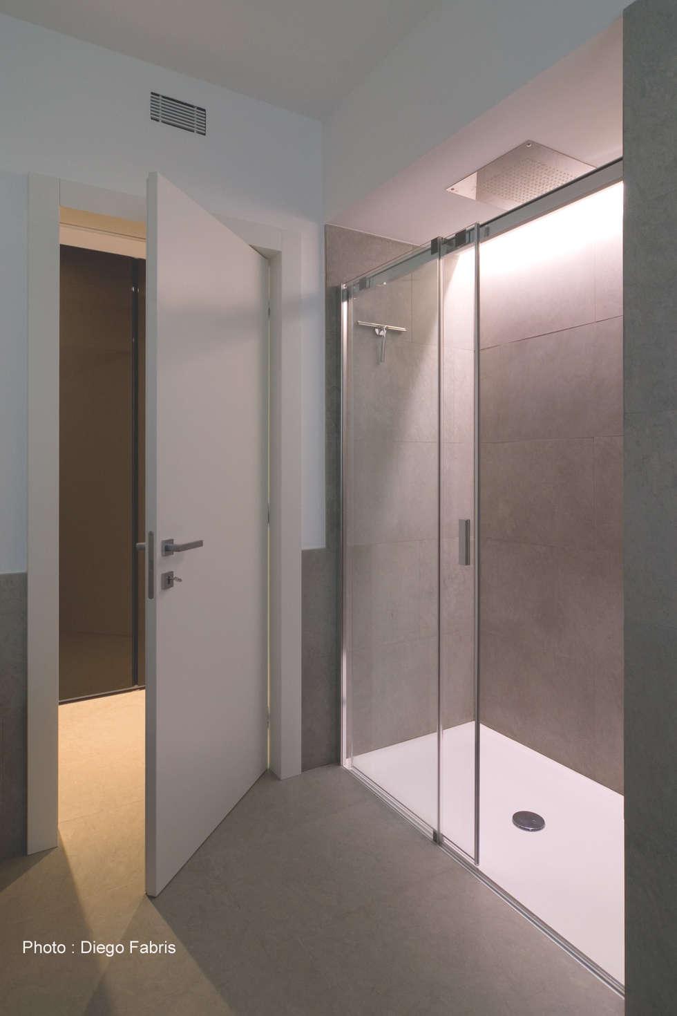 Bagno Aperto In Stile Moderno By Edone Design Interior : Idee arredamento casa interior design homify