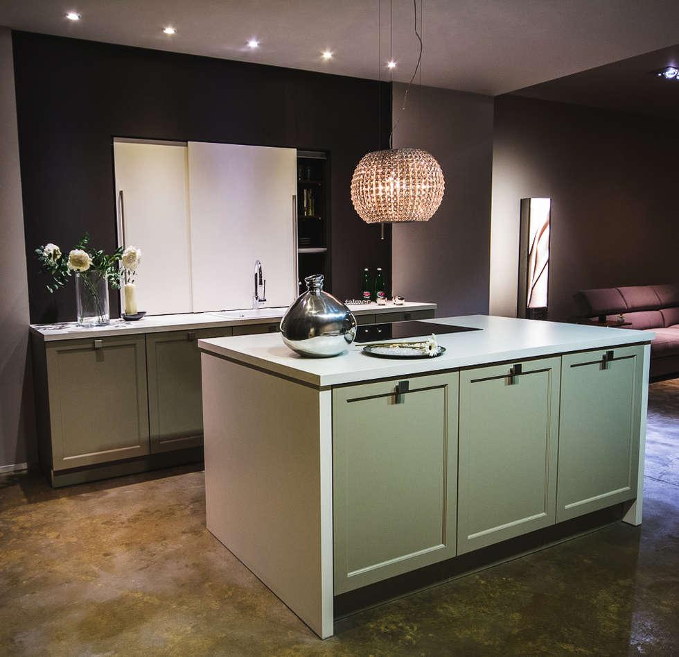 industriële Keuken door Mitmi Design