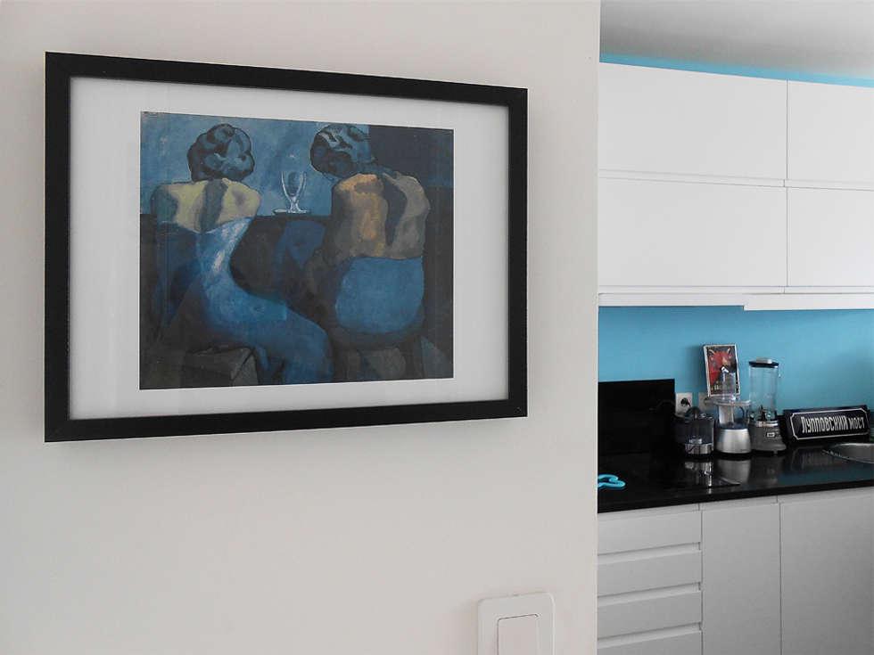 Sas Entree : Couloir et hall d'entrée de style  par Bulles Concept - Visualisation & Personnalisation de votre intérieur