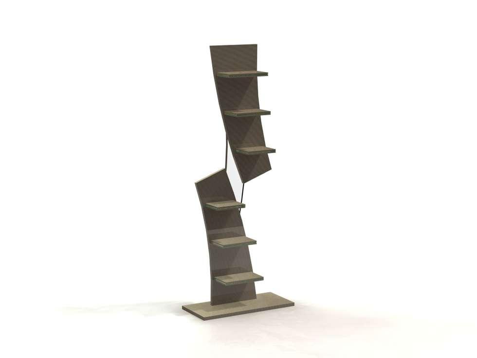 """"""" Arco """": Salon de style de style Moderne par Atelier Créa' Design"""