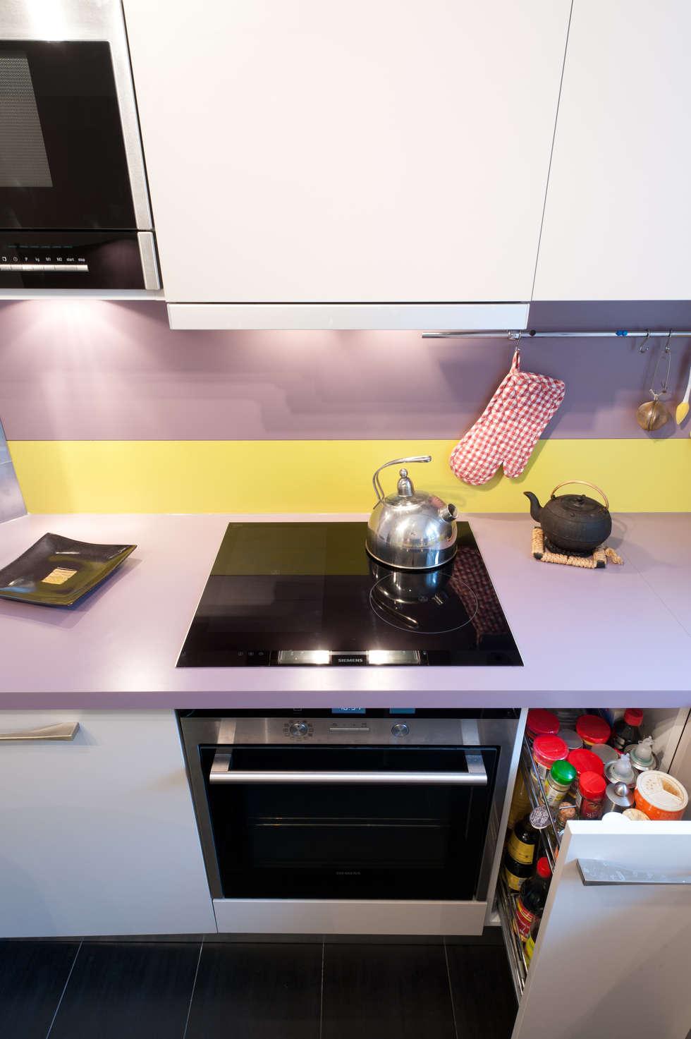 Wohnideen Interior Design Einrichtungsideen Bilder Homify - La cuisine dans le bain