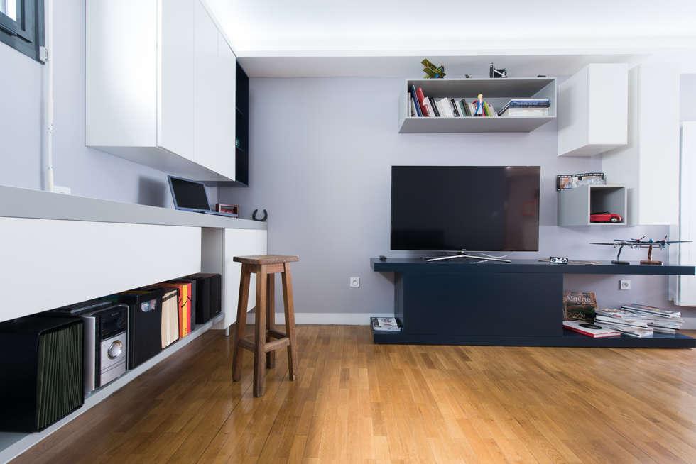 Rumah Ide Desain Inspirasi Gambar Homify - La cuisine dans le bain