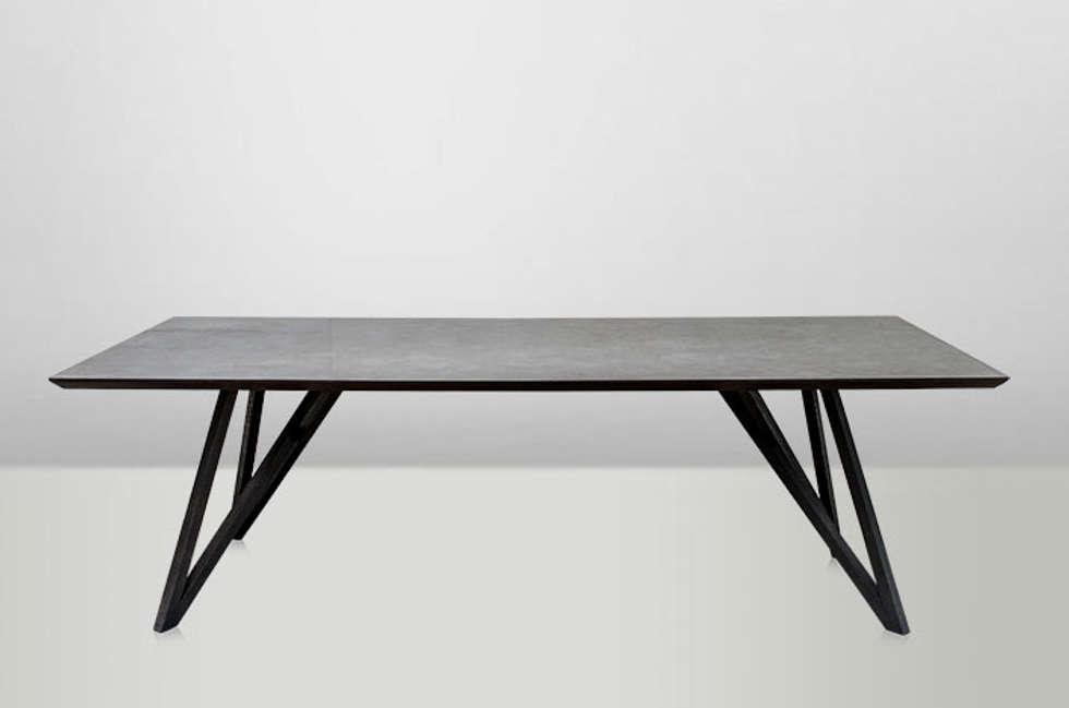 Esstisch eiche: minimalistische esszimmer von matz-möbel   homify