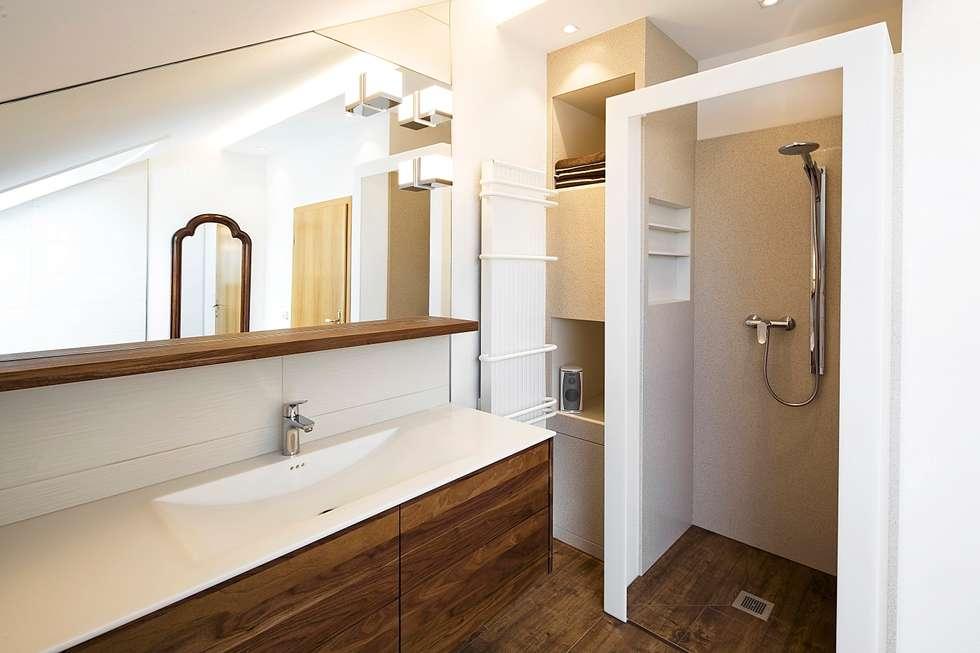 Wohnideen interior design einrichtungsideen bilder - Badezimmer ausbau ...