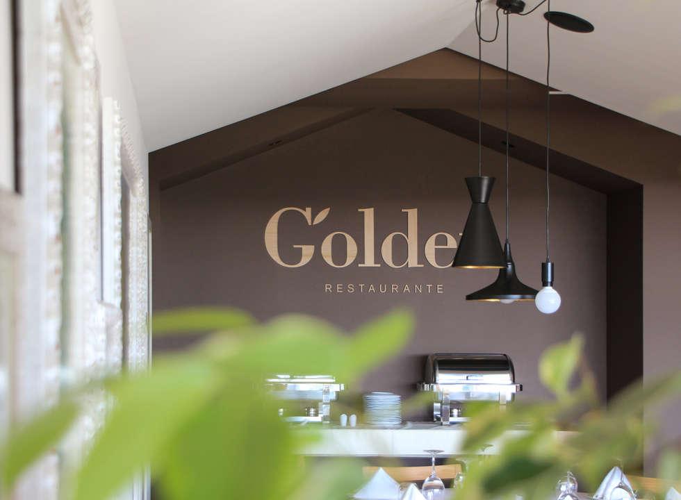 Restaurante do Hotel: Hotéis  por Tralhão Design Center