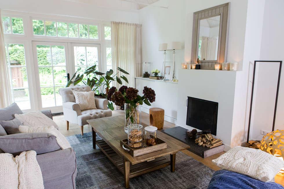 landhausstil wohnzimmer bilder: riviera maison wohnzimmer komplett, Wohnzimmer