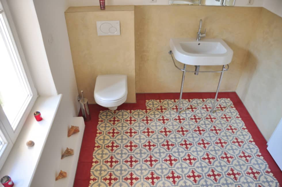 http://www.articima.nl/cementtegels/meerkleurige/cementtegels-310:  Muren door Articima
