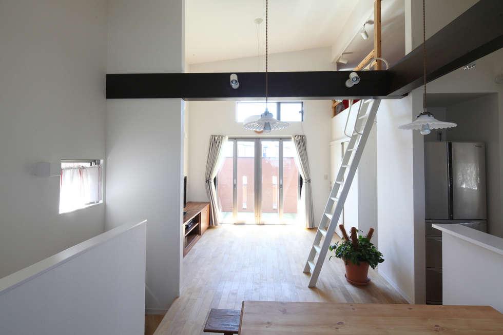 Ruang Keluarga by atelier m