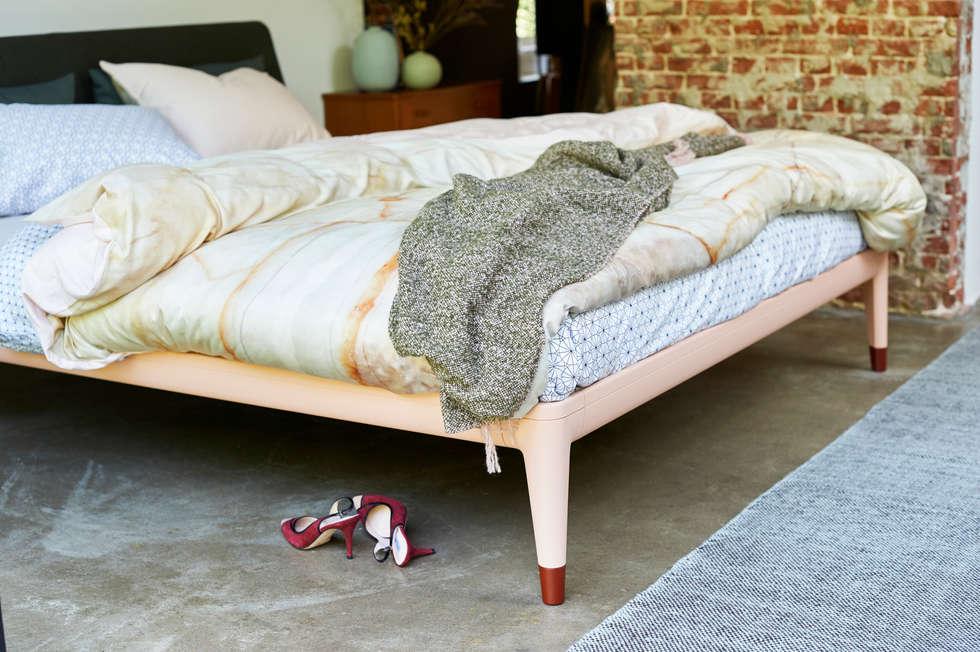 Auping essential: moderne slaapkamer door koninklijke auping b.v. ...