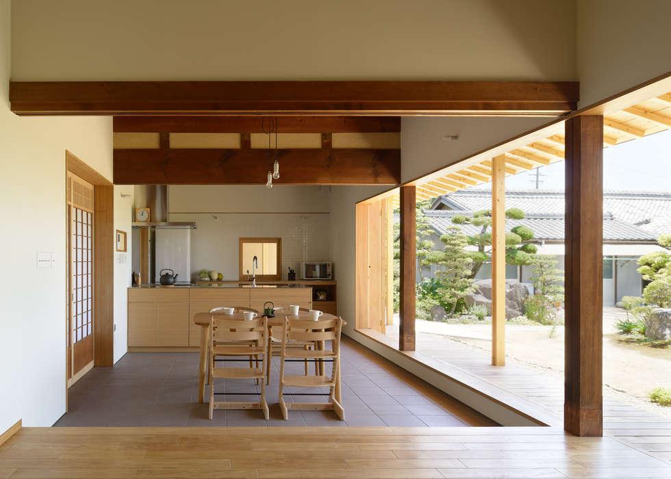 Ruang Makan by m5_architecte