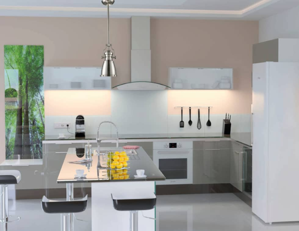 cocinas de estilo moderno por class iluminacin
