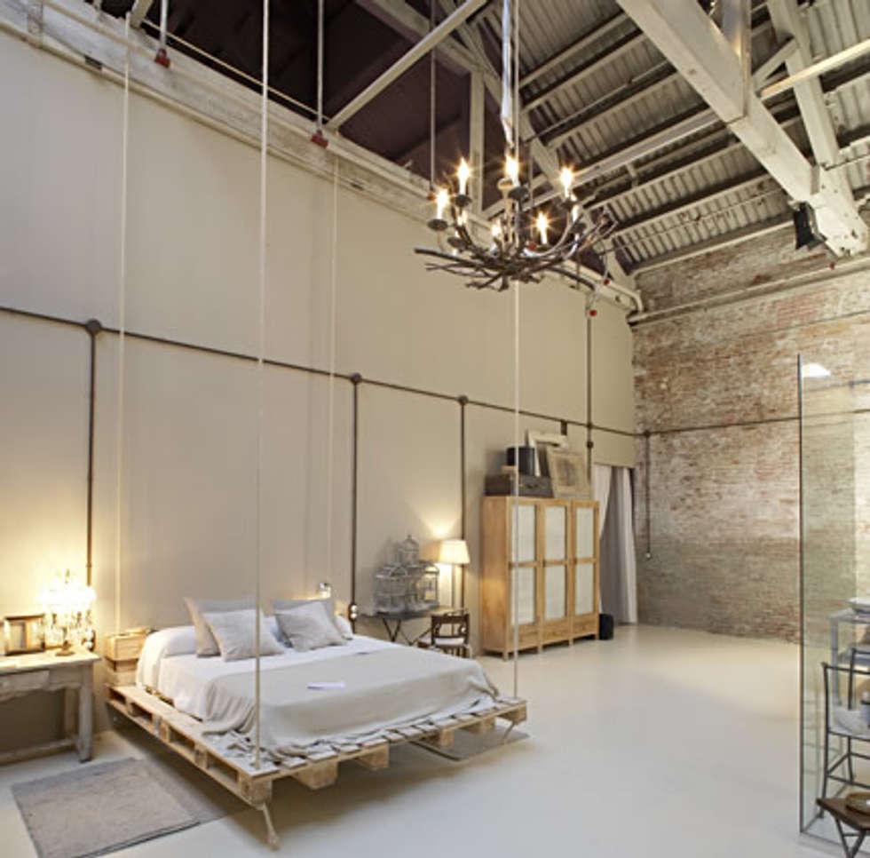 ecochic dormitorios de estilo colonial de barasona diseo y