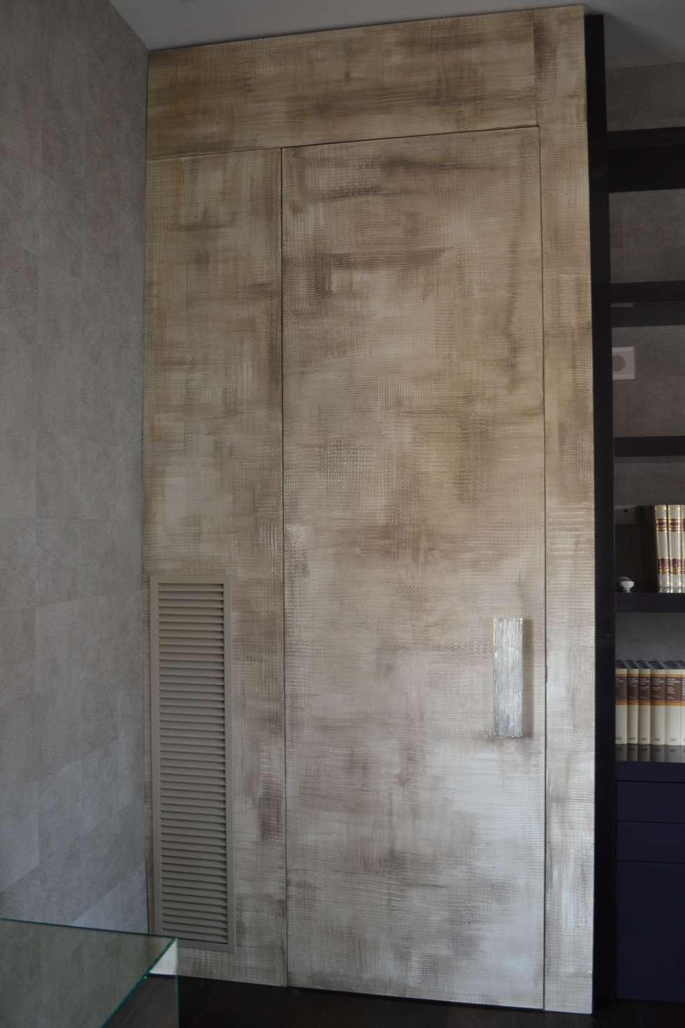 dettagli: Studio in stile in stile Moderno di bilune studio