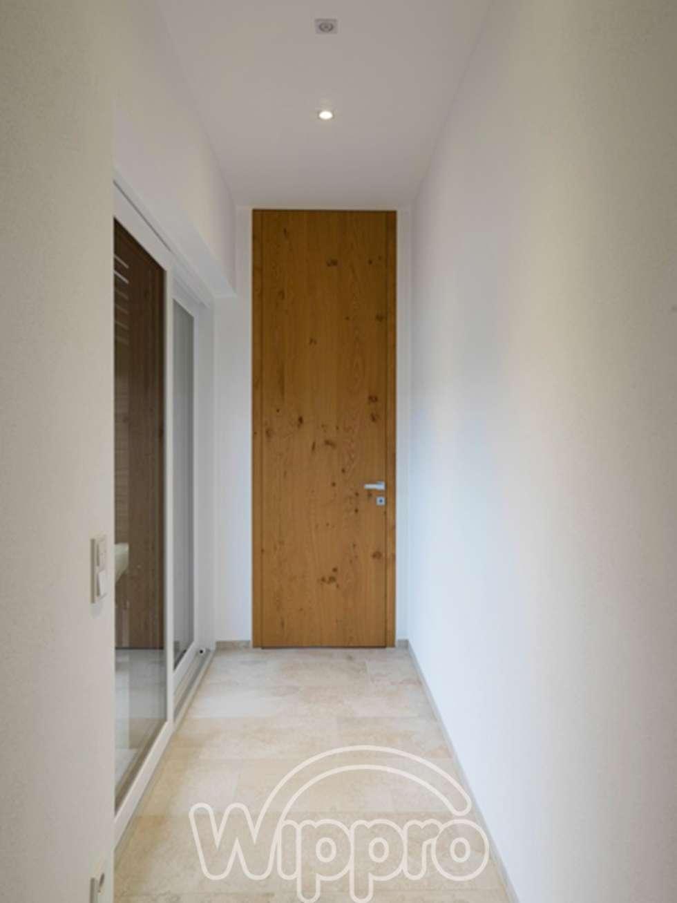 Mauerbündige Innentüren, Raumhoch, Eiche Gebürstet Und Geölt: Moderne  Fenster U0026 Tür Von WIPPRO