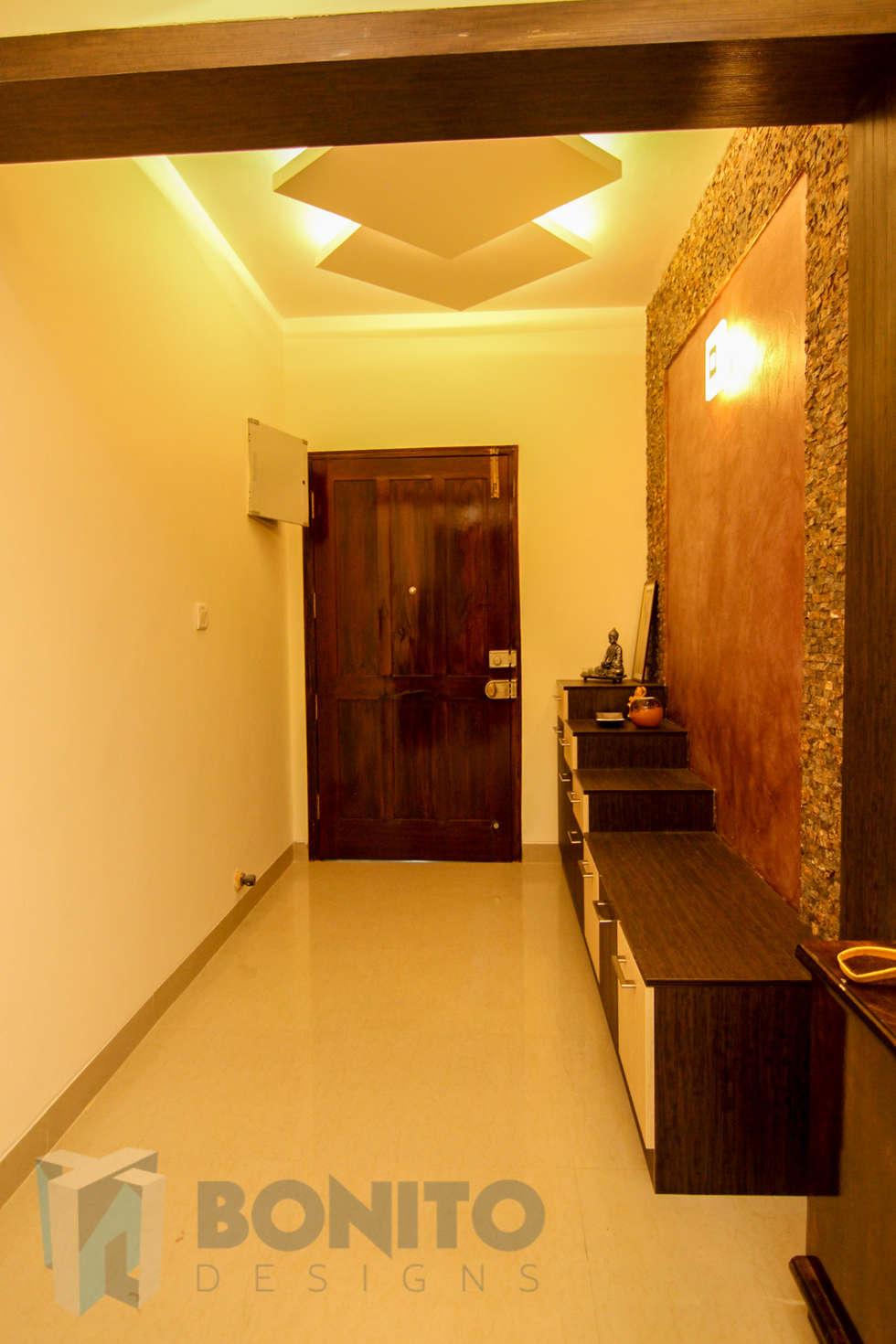 Living Room Entrance Designs