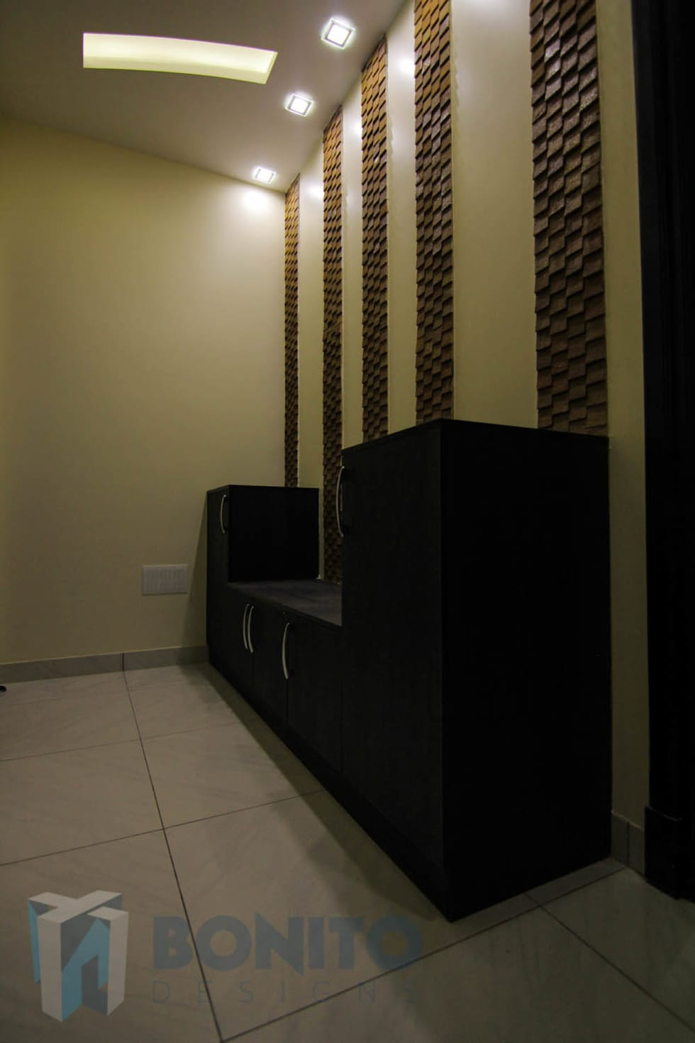 Living Room Entrance Designs Minimalistic Living Room Photos Entrance Shoe Rack Provision With
