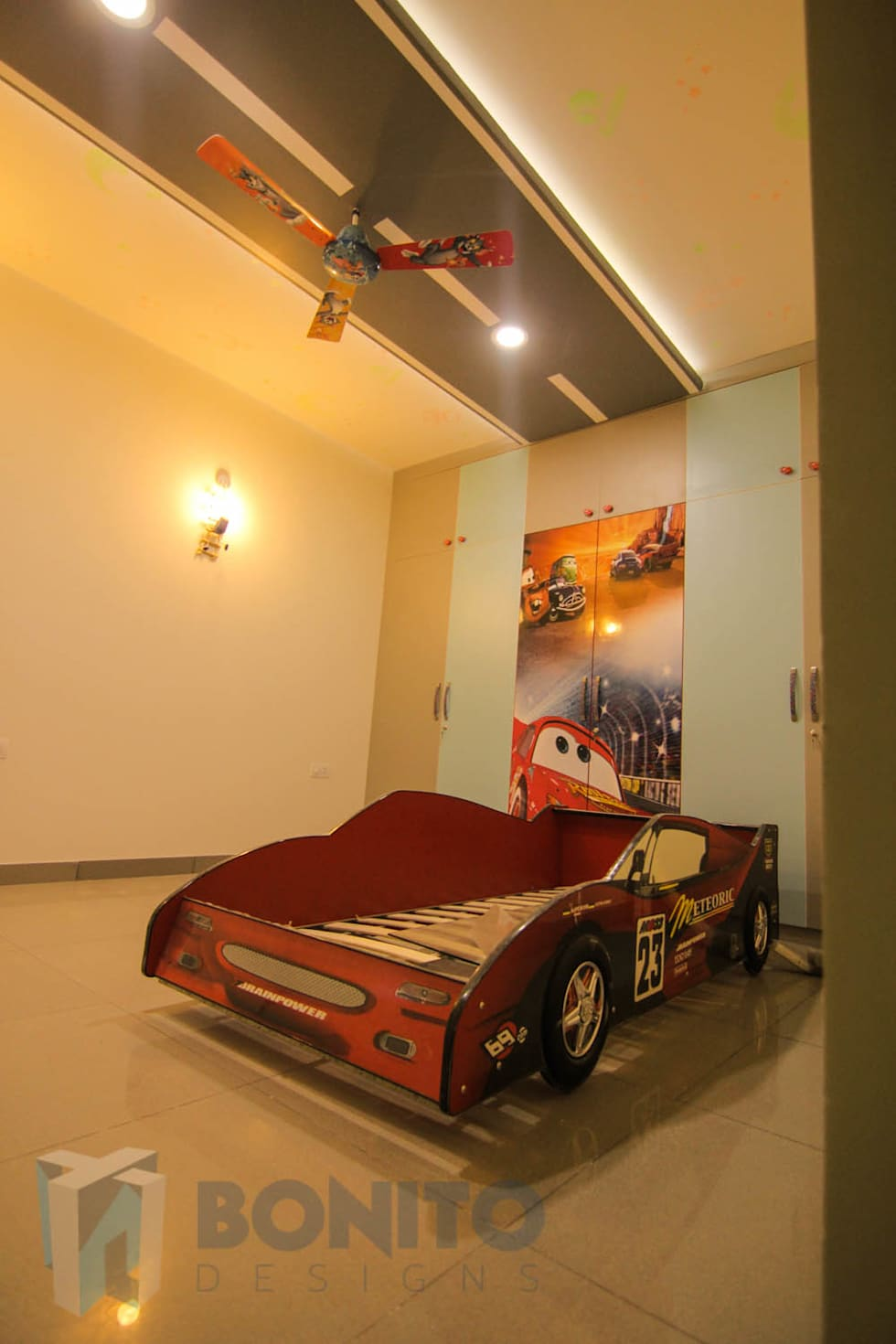 Modern False Ceiling Designs For Bedrooms Modern Bedroom Photos Car Based Cot And Road Based False Ceiling