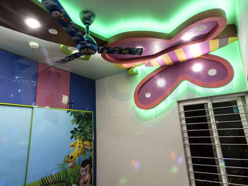 Asian Nursery/kidu0027s Room By Homify