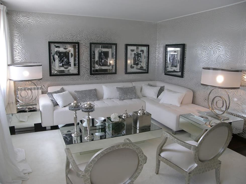 Sala De Estar Arquitectura ~ Fotos de salas de estar modernas sala de estar  homify