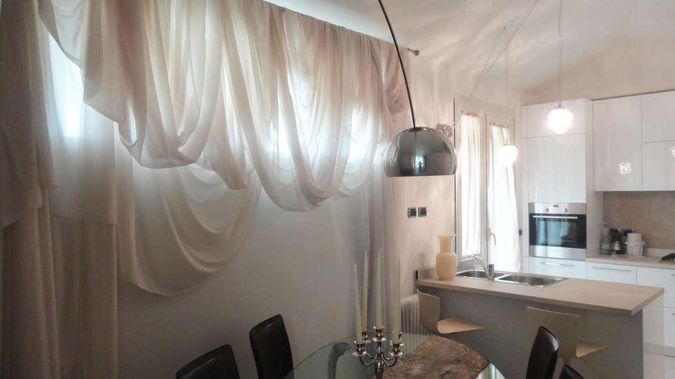 kitchen bilune studio design: Cucina in stile in stile Eclettico di bilune studio