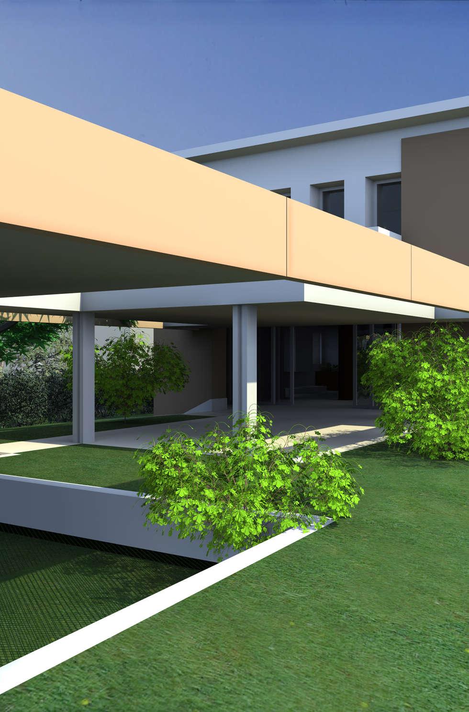 Idee arredamento casa interior design homify for Portico e design del ponte