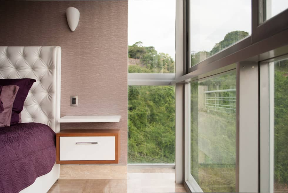 PH Altozano: Cuartos de estilo moderno por VODO Arquitectos