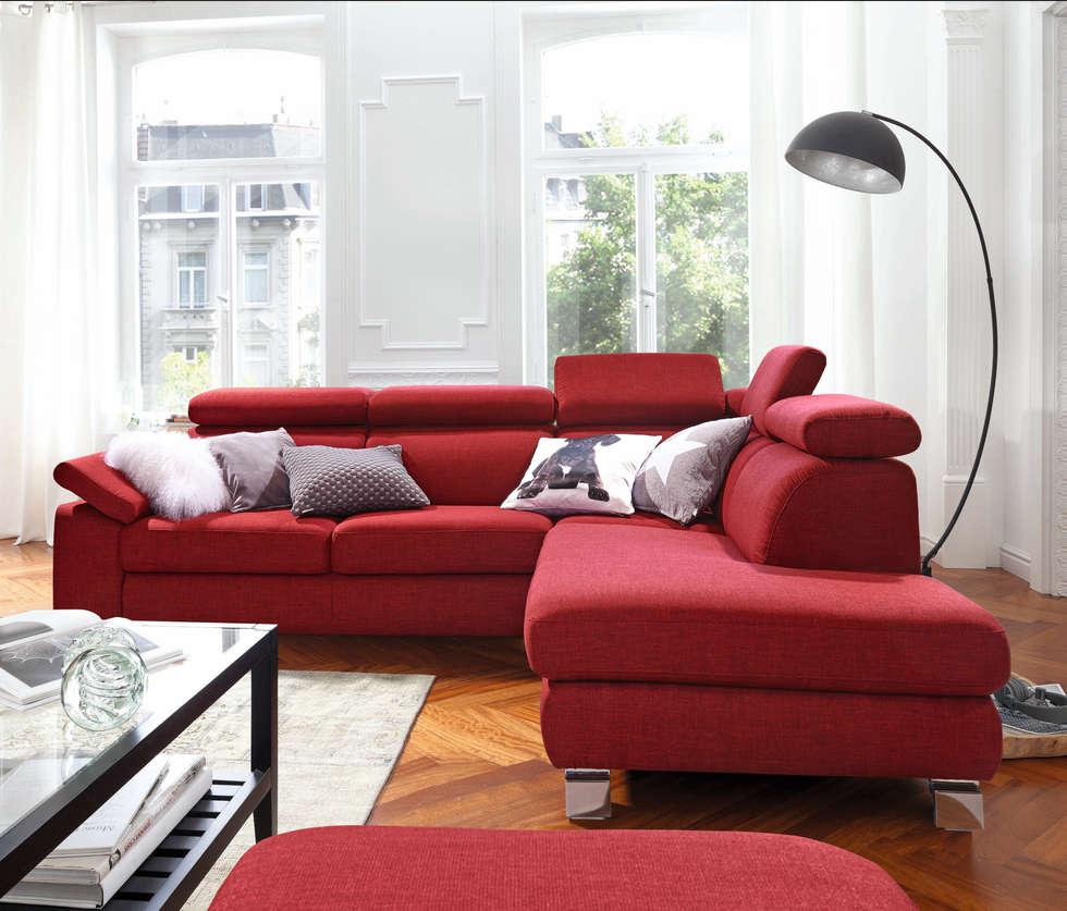 Fesselnde Möbel Röthing Dekoration Von Polstermöbel: Moderne Wohnzimmer Von Möbel Röthing -