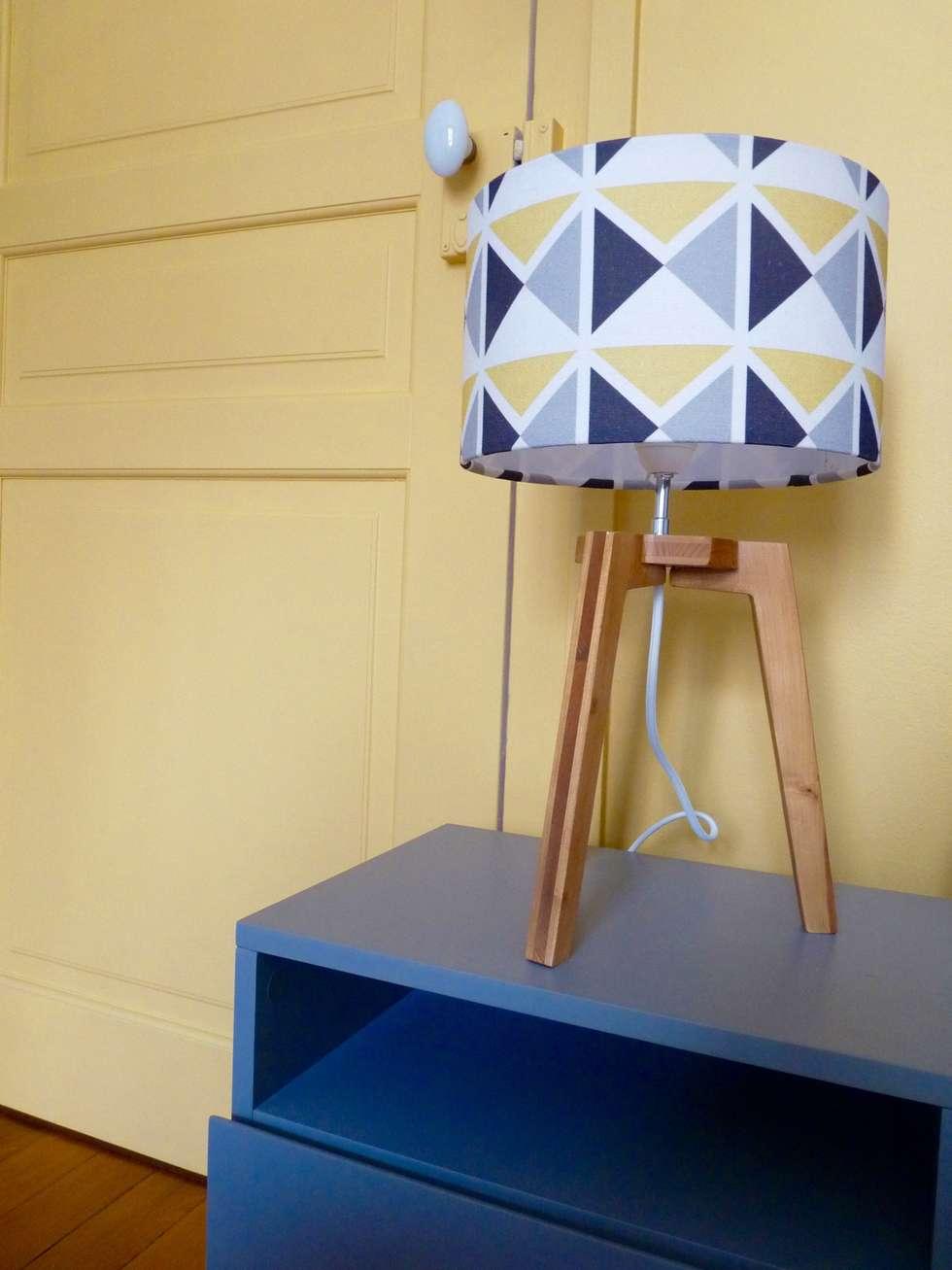 Luminaire: Chambre de style de style Moderne par Thomas JENNY